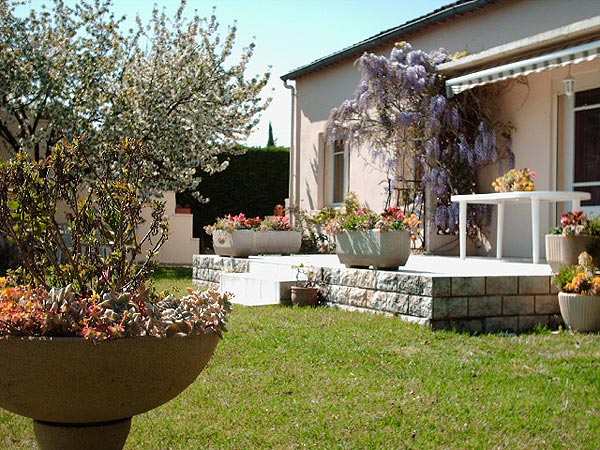 Les Tilleuls : Chambres d\'hôtes à Orange - Vaucluse